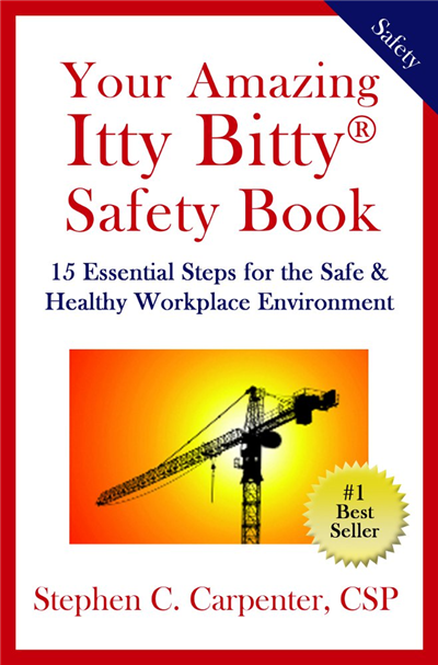 Your Amazing Itty Bitty® Safety Book By Stephen C. Carpenter