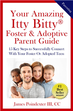 Your Amazing Itty Bitty® Foster & Adoptive Parent Guide by James Poindexter, III
