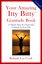 Your Amazing Itty Bitty® Gratitude Book by Belinda Lee Cook